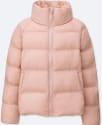 Uniqlo Girls' Light Warm Padded Jacket for $20 + $5 s&h