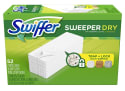 Swiffer Dry Sweeping Pad Refills 52-Count for $7 + free shipping
