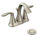 Moen Eva 2-Handle Centerset Bathroom Faucet for $105 + free shipping