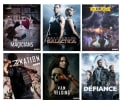 SyFy-Channel TV Series Seasons at Vudu 5 for $25