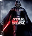 Star Wars: The Complete Saga on Blu-ray for $55 + free shipping