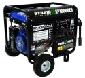 Duromax 8,000W Dual-Fuel Portable Generator for $500 + free shipping