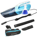 Reserwa Car Vacuum Cleaner w/ Bag and Brush for $16 + free shipping