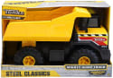 "Tonka 17"" Steel Classic Mighty Dump Truck for $14 + free shipping w/ Prime"