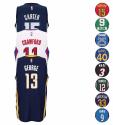 adidas Men's NBA Swingman Climacool Jersey for $40 + free shipping