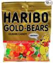 Haribo Gold-Bears Gummi Candy 5-oz. Bag 12pk for $11 w/ Alexa & Prime + free shipping