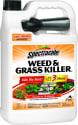 Spectracide 128-oz. Weed & Grass Killer for $5 + pickup at Kmart