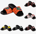 Men's NCAA 2017 Team Logo Slide Flip Flops for $13 + free shipping
