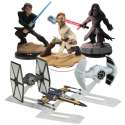 Star Wars 6-Figure Bundle for $14 + $5 s&h