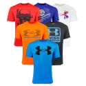 Under Armour Men's Mystery Tech T-Shirt for $13 + free shipping