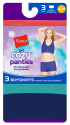 Hanes Women's Boyshort Panties 3-Pack for $5 + free shipping