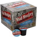 Mad Monkey Coffee Single Serve K-Cup 48-Pack for $15 + free shipping