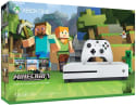 Microsoft Xbox One S 500GB Minecraft Bundle for $180 + free shipping