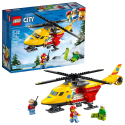 LEGO City Great Vehicles Ambulance Helicopter for $16 + pickup at Walmart