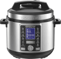 Gourmia 6-Quart Pressure Cooker for $60 + free shipping