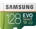 Samsung 128GB UHS-3 Class 10 micro SD Card for $37 + free shipping