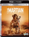 The Martian: Extended Ed. on 4K UHD Blu-ray for $13 + free shipping
