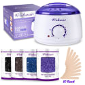 Wokaar Rapid Melt Hair Removal Waxing Kit for $20 + free shipping