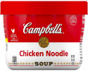 8 Campbell's Chicken Noodle Soup 15-oz. Tubs for $10 + free shipping w/ Prime
