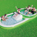 Bestway H2OGO Family Pool With Slide from $30 + free shipping