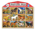 Melissa & Doug Pasture Pals Horses Set for $7 w/ $25 purchase + free shipping
