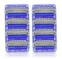 Schick Hydro 5 Razor Blade Refill 8-Pack for $13 + free shipping