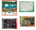 EuroGraphics 1,000-Piece Puzzles for $7 to $8 + pickup at Walmart