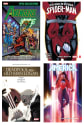 Marvel Graphic Novels for Kindle for $1
