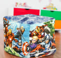 Marvel Avengers Cube Pouf for $15 + pickup at Walmart