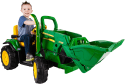 Peg Perego John Deere Tractor Powered Ride-On for $199 + free shipping