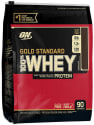 Optimum Nutrition 100% Whey Protein 6-lb. Bag from $42 + $2 s&h