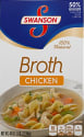 Swanson Chicken Broth 48-oz. 8-Pack for $20 w/ Prime + free shipping