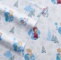 Jumping Beans Disney Frozen Flannel Sheets for $15 + $9 s&h