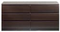 Scottsdale 6-Drawer Double Dresser for $119 + free shipping