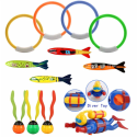 HMKEY Diving / Swimming Toy 12-Pack for $9 + free shipping w/ Prime