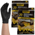 60 Working Hands Disposable Nitrile Gloves for $10 + free shipping