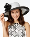 August Hats Women's Hibiscus Brim Hat for $20 + free s&h w/beauty item