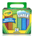 Crayola Sidewalk Chalk 24-Pack for $2 + pickup at Walmart