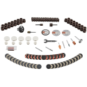 Dremel 160pc All-Purpose Rotary Accessory Kit for $18 + free shipping