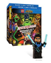 LEGO Justice League... Breakout on Blu-ray for $7 + pickup at Best Buy