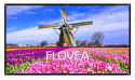 "Flovea 84"" 16:9 Projector Screen for $20 + free shipping"