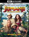 Jumanji: Welcome to the Jungle on 4K Blu-ray for $14 + pickup at Best Buy