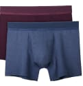 Separatec Men's Pouch Trunk Underwear 2-Pack for $10 + free shipping w/ Prime