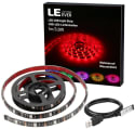 Lighting Ever 3ft USB LED RGB Strip Light for $6 + free shipping w/ Prime