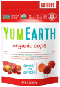 YumEarth Organic Lollipops 50-Count Bag for $5 + free shipping