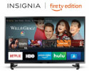 "Insignia 39"" 1080p LED HD Fire TV Smart TV for $180 + free shipping"
