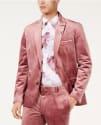 INC Men's Slim-Fit Velvet Blazer for $90 + free shipping