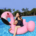 Inflatable Flamingo Float for $26 + free shipping