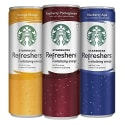 Starbucks Refreshers 12-oz. Can Variety 12pk for $12 w/ Prime + free shipping