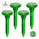 Redeo Solar Mole Repeller 4-Pack for $37 + free shipping